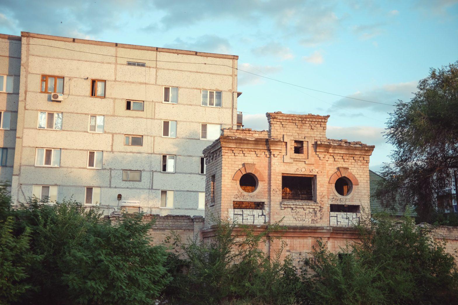 Oliver McKenzie: Photographing Severodonetsk